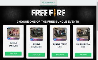 Script Phising Garena Free Fire Bundle