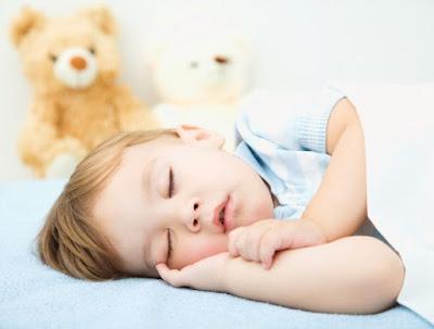 3 Alasan Pentingnya Tidur Siang Untuk Anak-Anak
