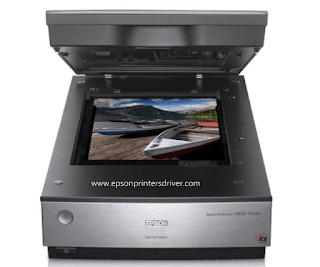 Epson Perfection V800 Photo Color Scanner Driver Download