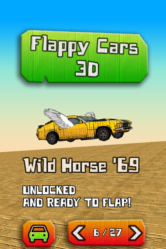 gta 4 mod girl: I play now Flappy Cars 3D for Android
