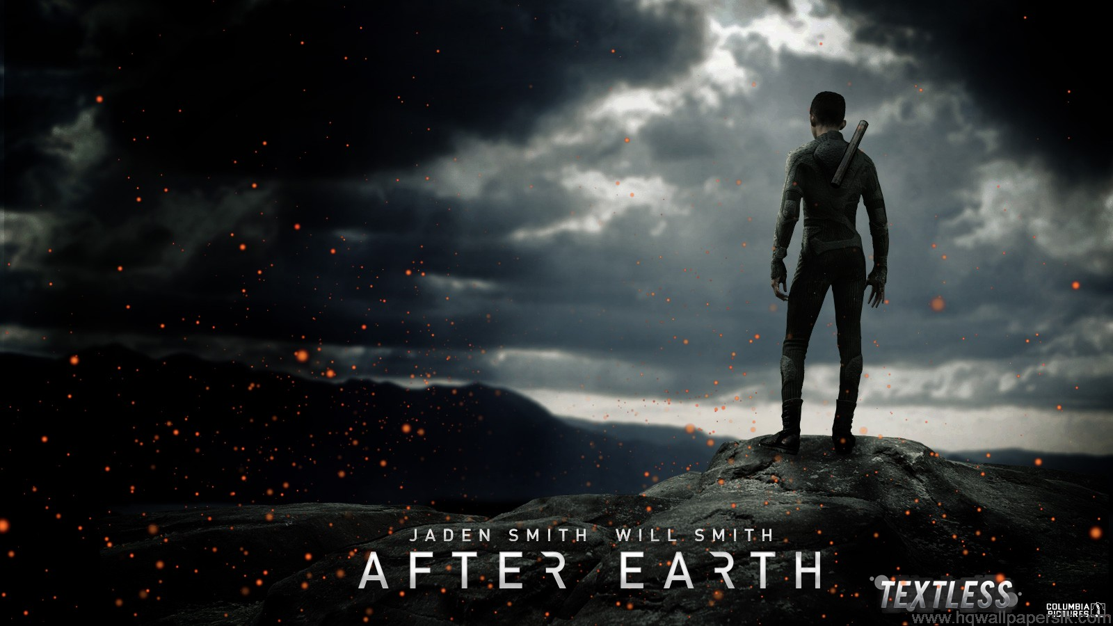 After Earth Movie HD Wallpaper ~ Free HQ Images Gallery