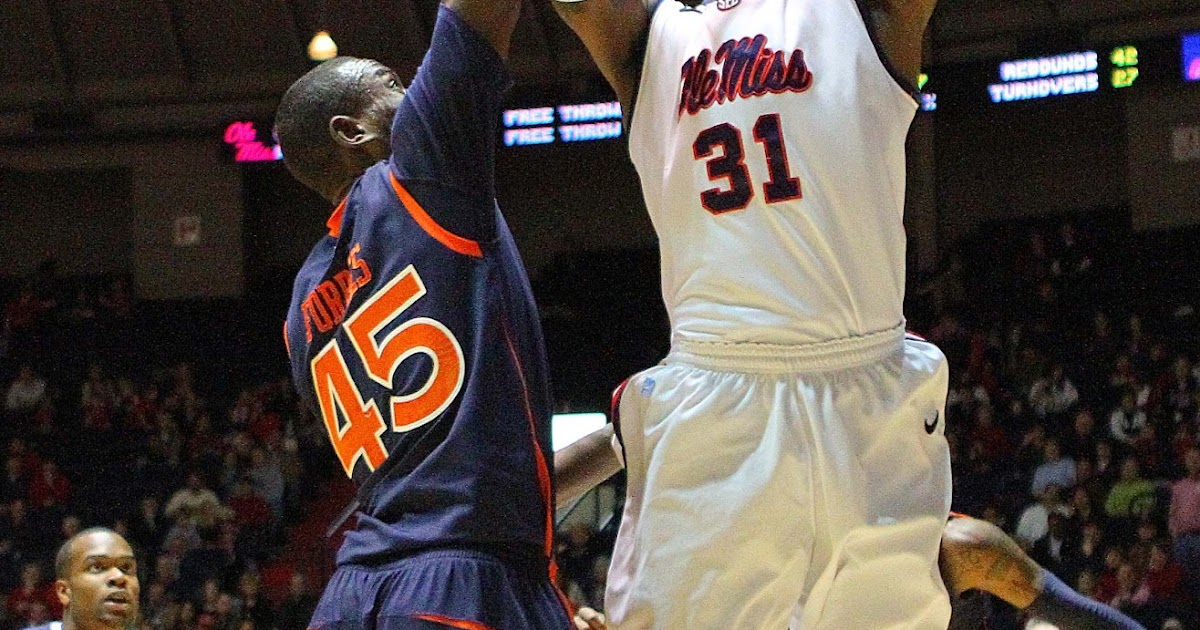 Just Sports Amp Just Us Ole Miss Forward Murphy Holloway
