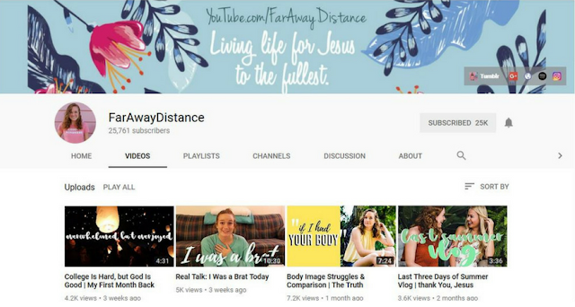 https://www.youtube.com/user/FarAwayDistance/featured