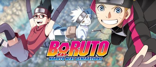 Boruto Next Generations Kishimoto Toneri Otsutsuki
