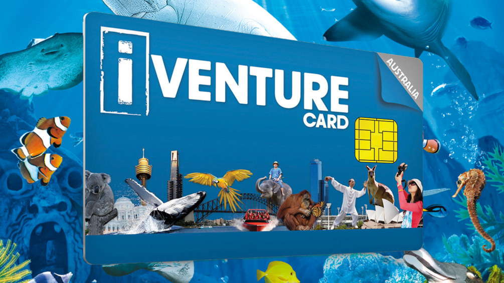 黃金海岸-景點-iVenture-優惠-套票卡-旅遊-自由行-澳洲-Gold-Coast-Tourist-Attraction-Discount-Card-Travel-Australia