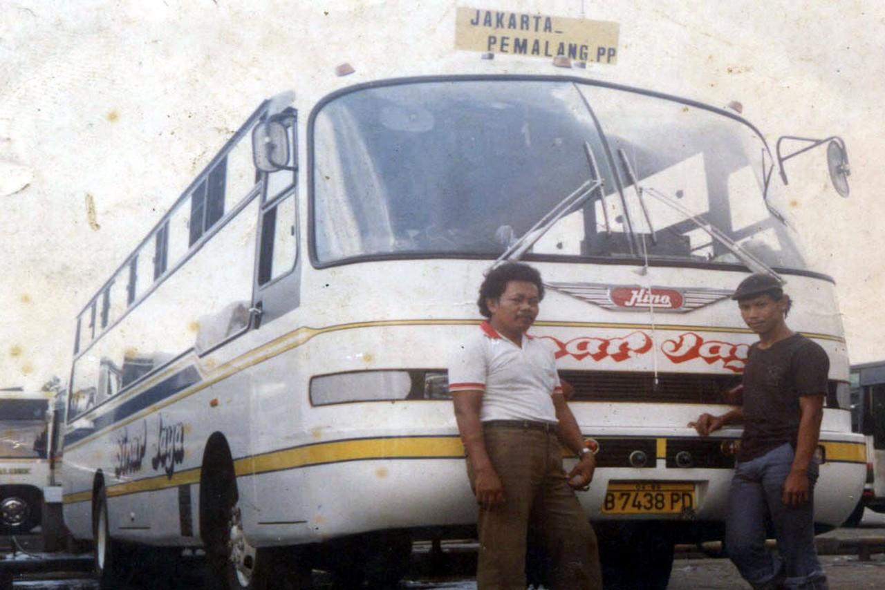 Mengenang Armada Awal Bus Sinar Jaya