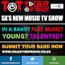 #tot Are u a young, talented musician who's in a band? Want to be on TV?