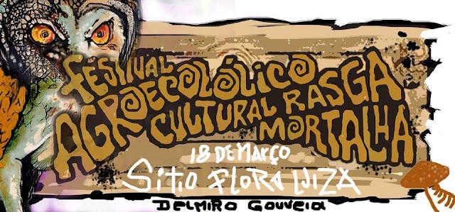 Festival Cultural Agroecológico Rasga-mortalha em Delmiro Gouveia