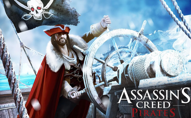 Assassin's Creed Pirate game terbaik offline android