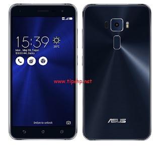 Hard Reset Asus Zenfone 3 ZE552KL 5.5 Dengan Mudah