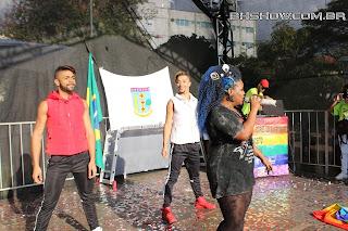 IMG 9891 - 13ª Parada do Orgulho LGBT Contagem reuniu milhares de pessoas
