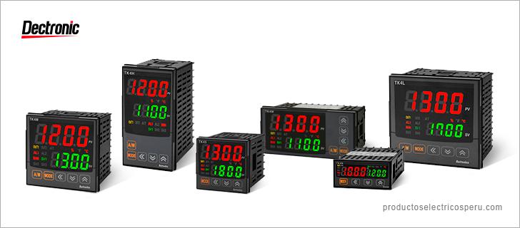 Controlador de temperatura Serie TK - Autonics