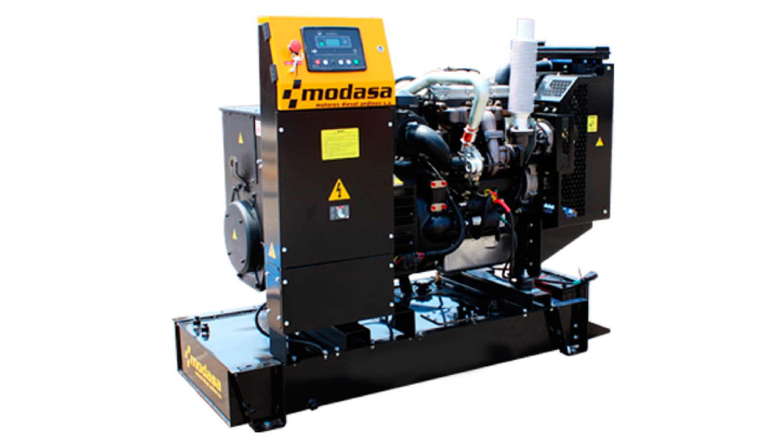 Generador diesel de uso básico
