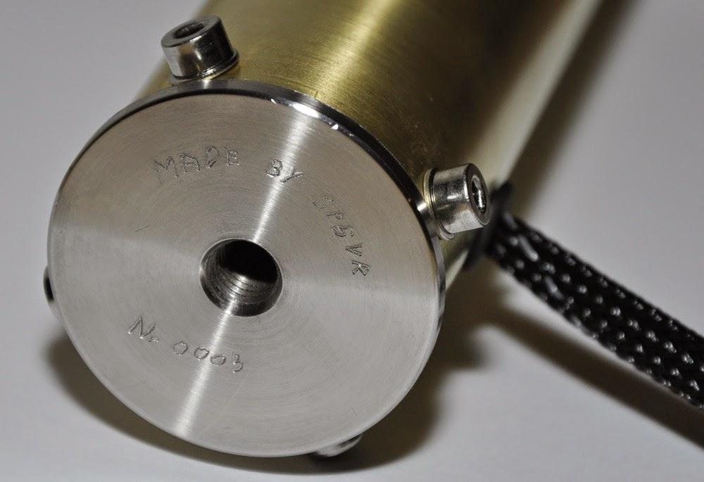 Homebrew screwdriver Antenna plans