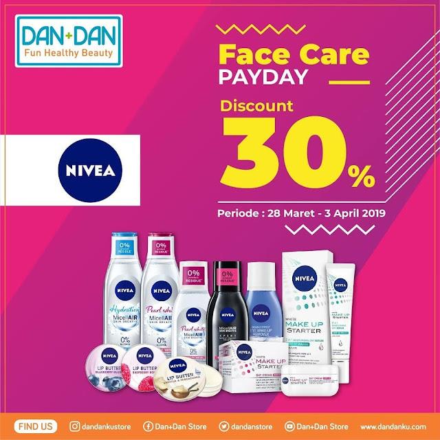 #DanDan - #Promo Face Care & PAYDAY Diskon Hingga 30% (s.d 03 April 2019)