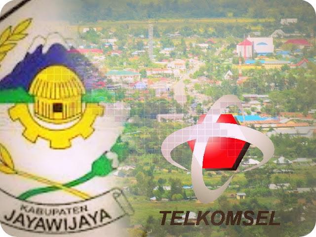 Yohanis Walilo Minta Telkomsel Profesional Layani Warga Jayawijaya