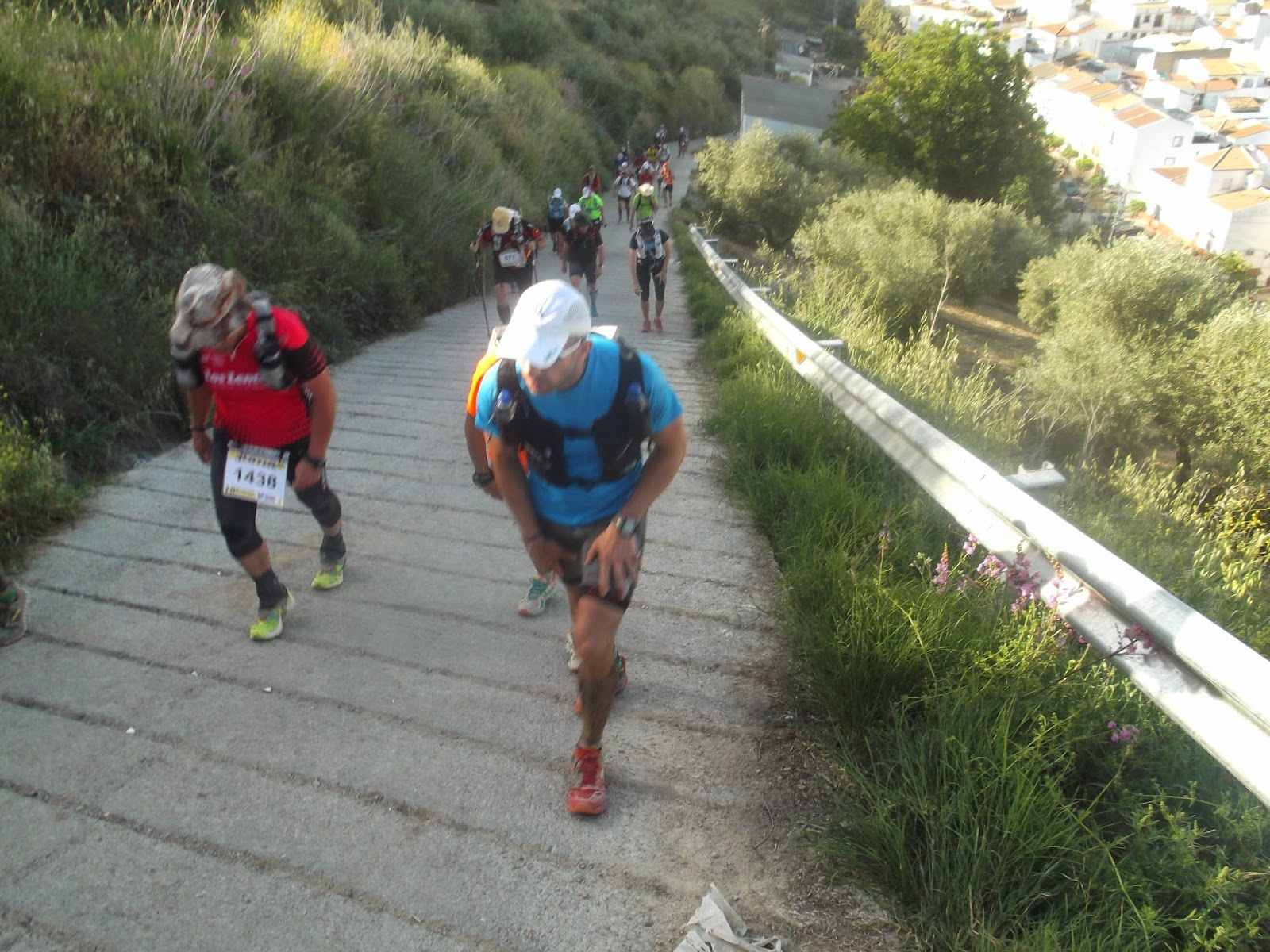 plan entrenamiento trail 20 km