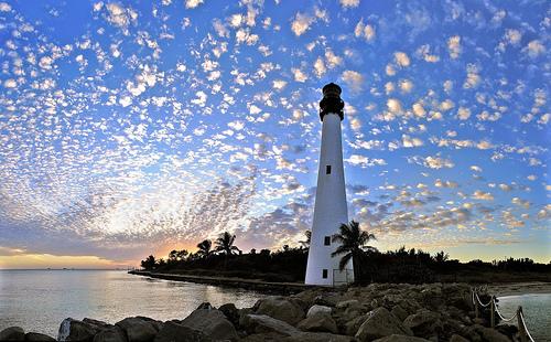 Key Biscayne Miami Farol