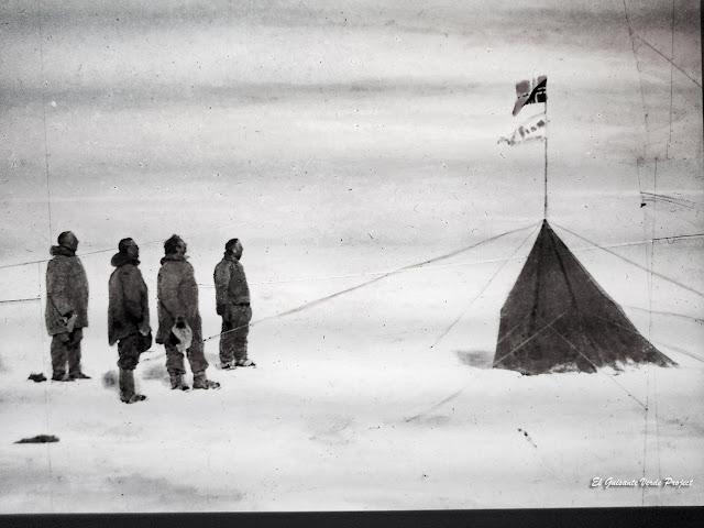 Descubrimiento del Polo Sur - Museo Polar, Tromsø por El Guisante Verde Project