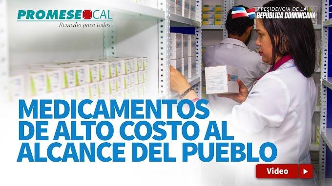 Video: Medicamentos de alto costo al alcance del pueblo