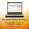 Cara Registrasi Danamon Online Banking