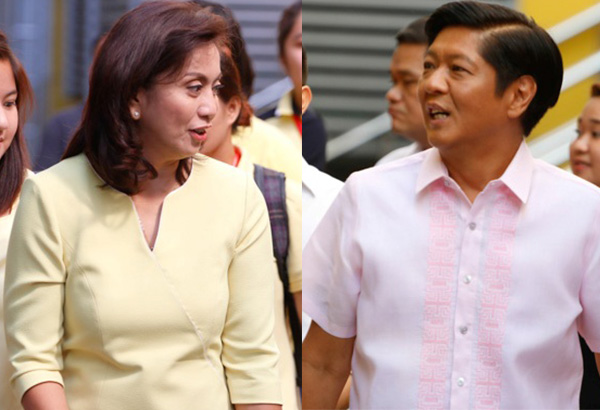 Robredo: BBM should be banned from public office