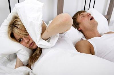 tips tidur mendengkur