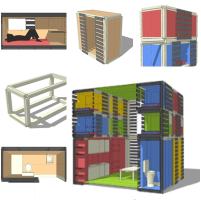 Revista digital apuntes de arquitectura espacios m nimos for Espacios minimos arquitectura