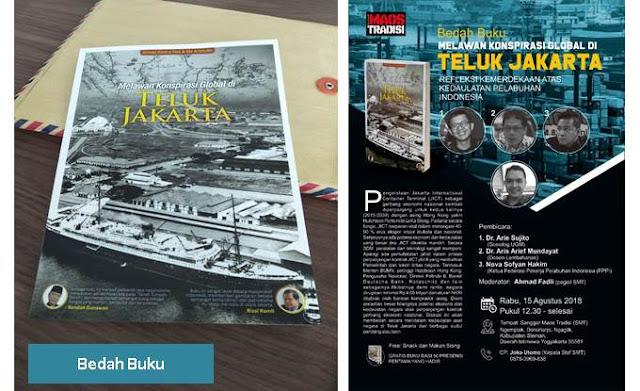 Buku Konspirasi Global di Teluk Jakarta - Blog Mas Hendra