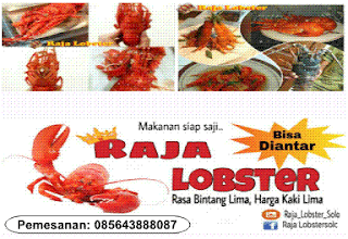 Usaha Lobster Raja Lobster