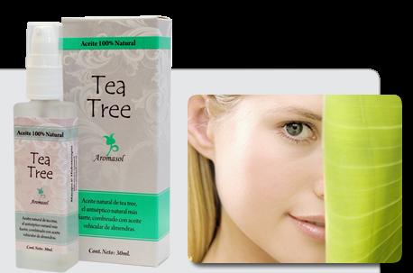 Aceite de Tea Tree