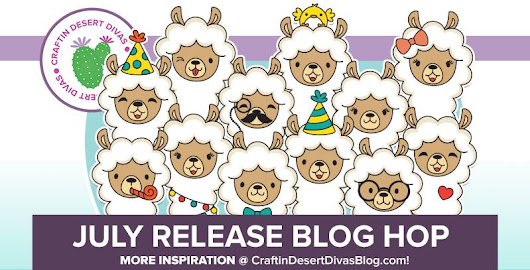 July Release Blog Hop + Full Product Reveal