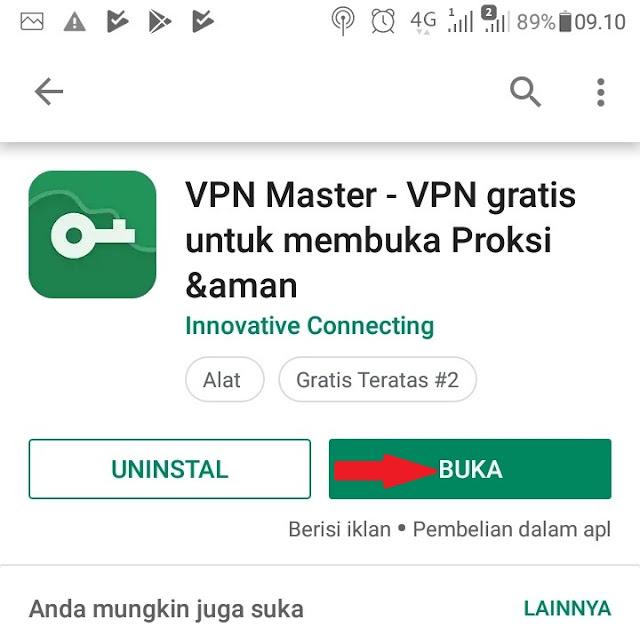 gambar Cara Menggunakan VPN pada Hp Android