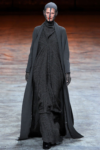 Rick Owens Autumn/Winter 2012/13 [Women's Collection]