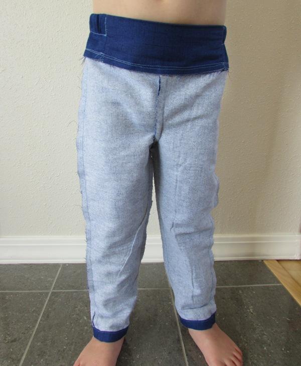 create kids couture how to slim skinny pants