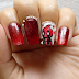 Deadpool Nails | Born Pretty Store Announcement.