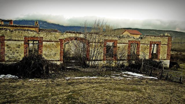 Chimenea de La Estación - El Espinar - Alfonsoyamigos