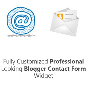 Add Blogger Contact Form to Separate Page