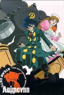 Kaiketsu Jouki Tanteidan - Steam Detectives 1998 Poster