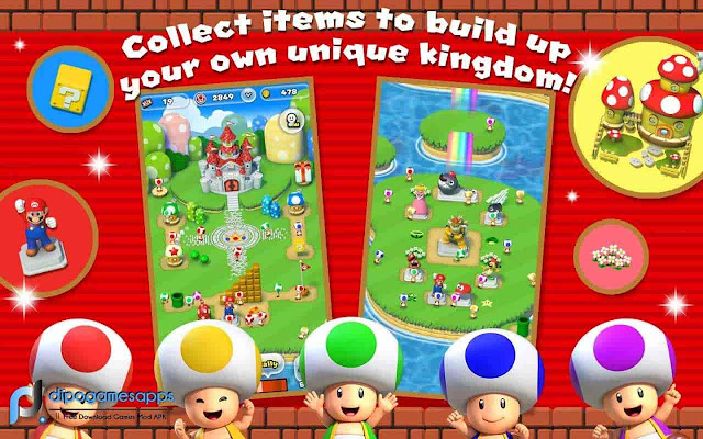 Download Super Mario Run Mod Apk All Unlocked Terbaru 2018
