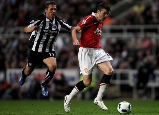 Manchester United: Wallpaper >> Newcastle United (0) Vs (0