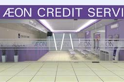 Info Lowongan Kerja SPG/SPB di PT AEON Credit Service Indonesia Bogor