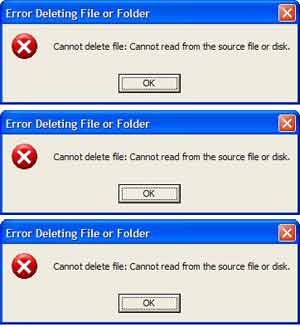Hack Gallery: How To Delete an UnDeletable File ?