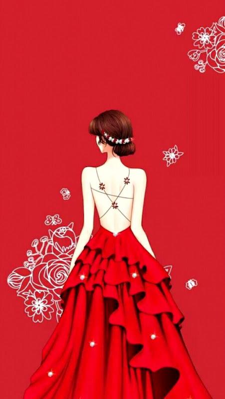 Dreamy Fantasy Graceful Anime Girl Artwork Wallpaper Love Wallpapers