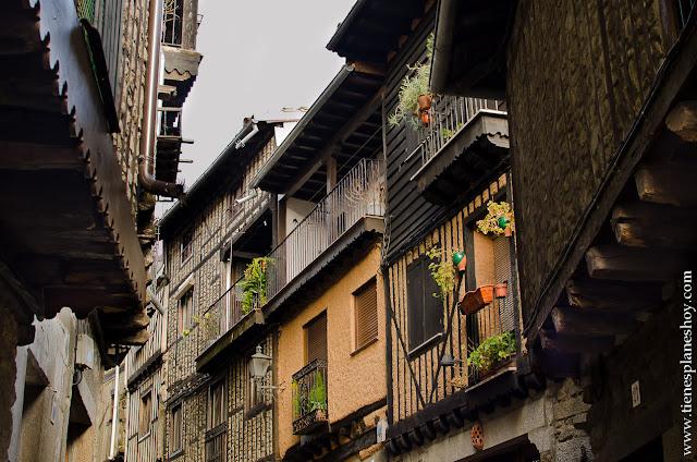 La Alberca pueblo con encanto Salamanca