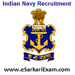 Indian Navy Chargeman, MTS Admit Card