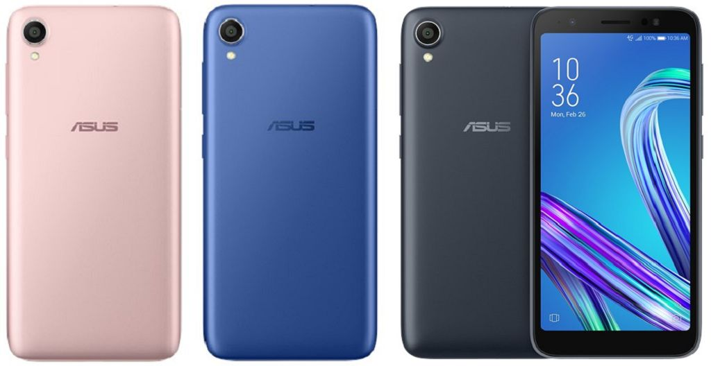 Asus ZenFone Live (L1) (ZA550KL) (2018) with Specifications