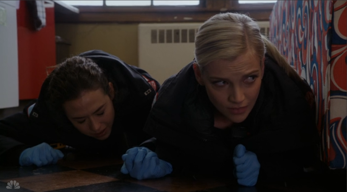 Chicago Fire - The Sky Is Falling - Review