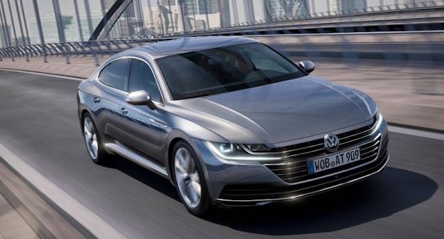 Tecnología LED en el nuevo Volkswagen Arteon 2018