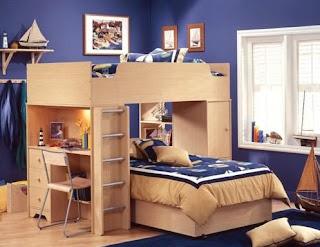 De que color pintar la habitación de un jovencito adolescente